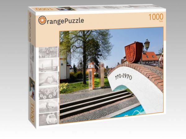 """Puzzle Motiv """""""" - Puzzle-Schachtel zu 1000 Teile Puzzle"""