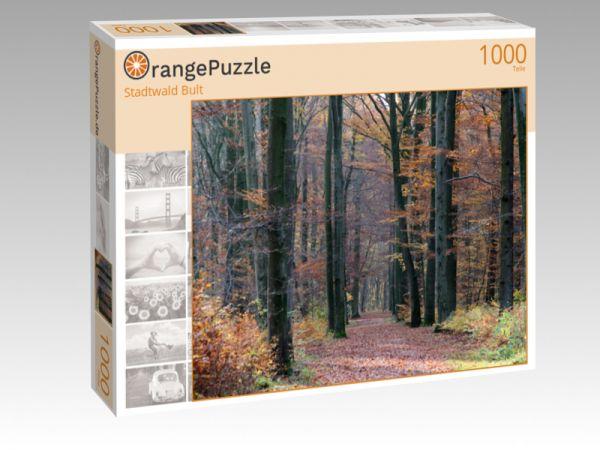 """Puzzle Motiv """"Stadtwald Bult"""" - Puzzle-Schachtel zu 1000 Teile Puzzle"""