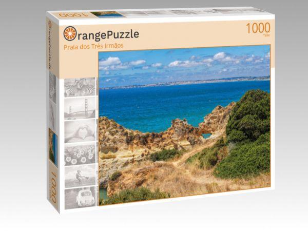 "Puzzle Motiv ""Praia dos Três Irmãos"" - Puzzle-Schachtel zu 1000 Teile Puzzle"