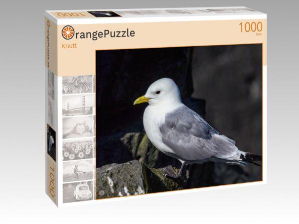 """Puzzle Motiv """"Knutt"""" - Puzzle-Schachtel zu 1000 Teile Puzzle"""