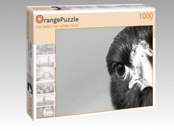 """Puzzle Motiv """"Die Seelen der wilden Tiere"""" - Puzzle-Schachtel zu 1000 Teile Puzzle"""