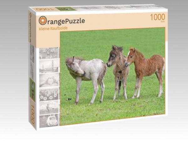 """Puzzle Motiv """"Kleine Raufbolde"""" - Puzzle-Schachtel zu 1000 Teile Puzzle"""