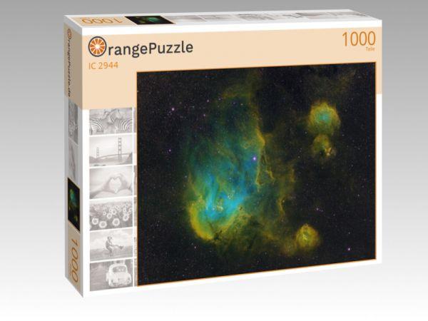"""Puzzle Motiv """"IC 2944"""" - Puzzle-Schachtel zu 1000 Teile Puzzle"""