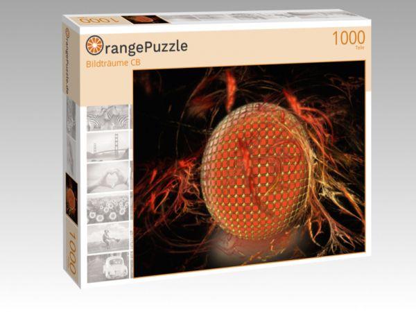 """Puzzle Motiv """"Bildträume CB"""" - Puzzle-Schachtel zu 1000 Teile Puzzle"""