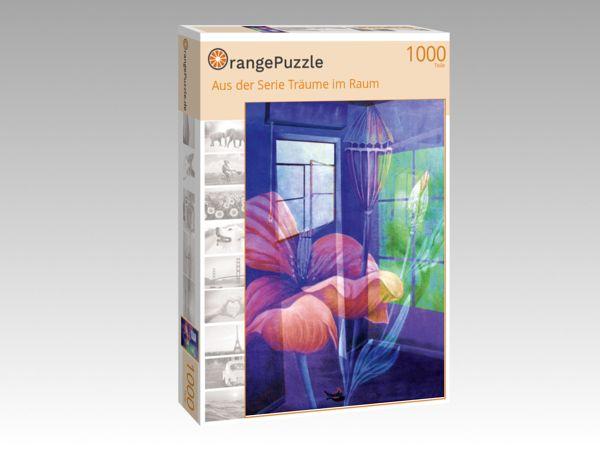 """Puzzle Motiv """"Aus der Serie Träume im Raum"""" - Puzzle-Schachtel zu 1000 Teile Puzzle"""