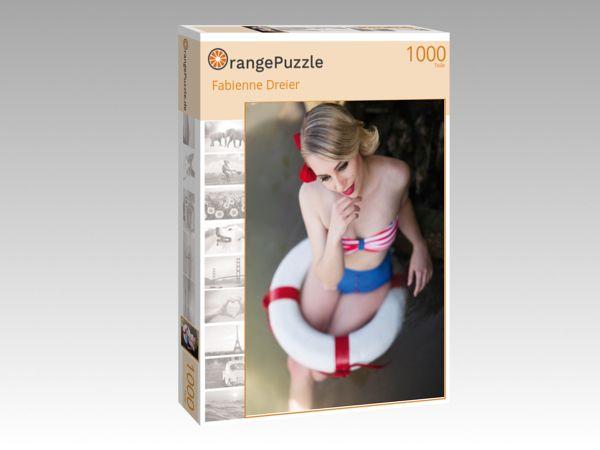 """Puzzle Motiv """"Fabienne Dreier"""" - Puzzle-Schachtel zu 1000 Teile Puzzle"""