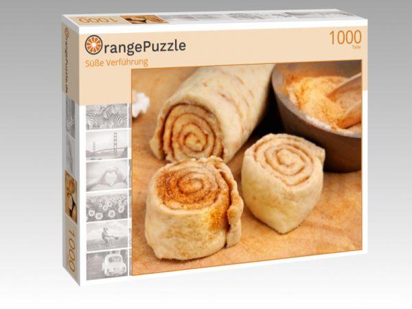 """Puzzle Motiv """"Süße Verführung"""" - Puzzle-Schachtel zu 1000 Teile Puzzle"""