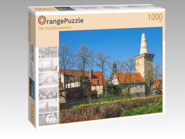"""Puzzle Motiv """"Der Kunstzuckerhut"""" - Puzzle-Schachtel zu 1000 Teile Puzzle"""