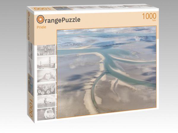 """Puzzle Motiv """"Priele"""" - Puzzle-Schachtel zu 1000 Teile Puzzle"""