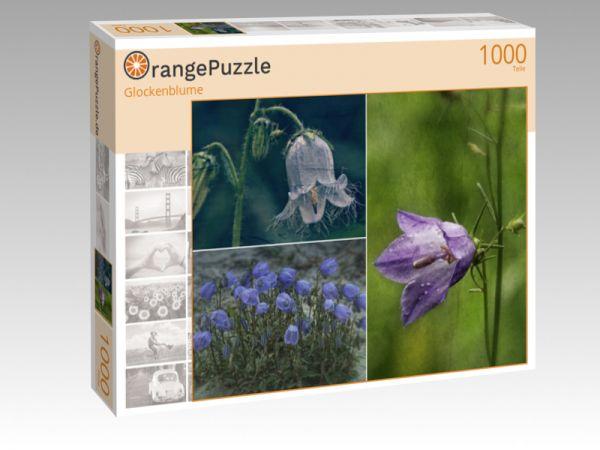 """Puzzle Motiv """"Glockenblume"""" - Puzzle-Schachtel zu 1000 Teile Puzzle"""