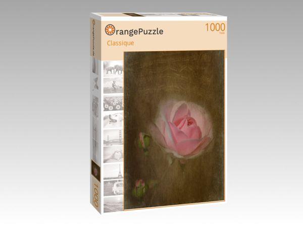 """Puzzle Motiv """"Classique"""" - Puzzle-Schachtel zu 1000 Teile Puzzle"""