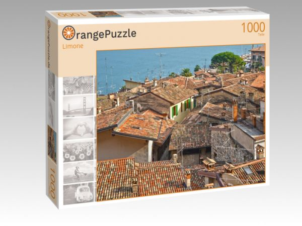 """Puzzle Motiv """"Limone"""" - Puzzle-Schachtel zu 1000 Teile Puzzle"""