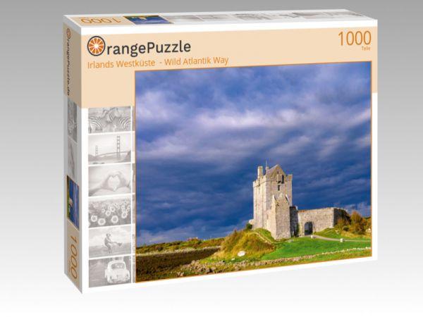 """Puzzle Motiv """"Irlands Westküste  - Wild Atlantik Way"""" - Puzzle-Schachtel zu 1000 Teile Puzzle"""