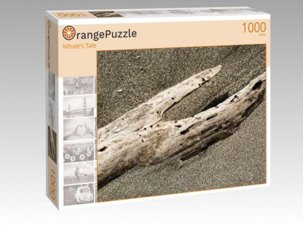 """Puzzle Motiv """"Whale's Tale"""" - Puzzle-Schachtel zu 1000 Teile Puzzle"""