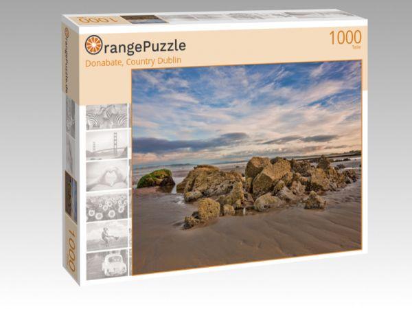 """Puzzle Motiv """"Donabate, Country Dublin"""" - Puzzle-Schachtel zu 1000 Teile Puzzle"""