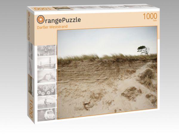 """Puzzle Motiv """"Darßer Weststrand"""" - Puzzle-Schachtel zu 1000 Teile Puzzle"""