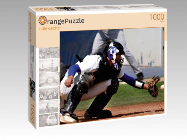 """Puzzle Motiv """"Little Catcher"""" - Puzzle-Schachtel zu 1000 Teile Puzzle"""