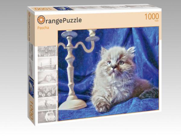 """Puzzle Motiv """"Pascha"""" - Puzzle-Schachtel zu 1000 Teile Puzzle"""