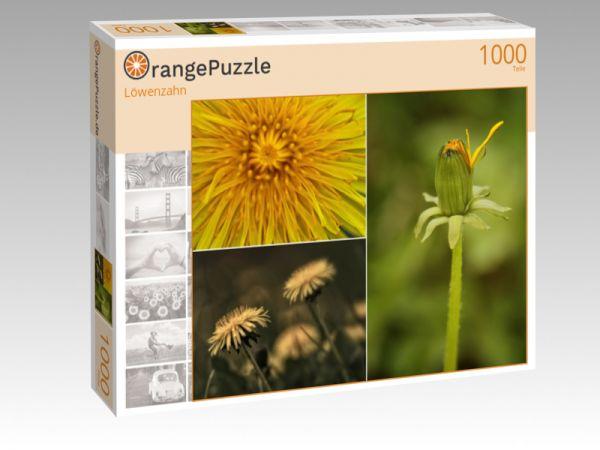 """Puzzle Motiv """"Löwenzahn"""" - Puzzle-Schachtel zu 1000 Teile Puzzle"""