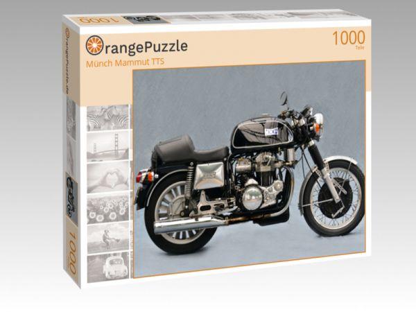 """Puzzle Motiv """"Münch Mammut TTS"""" - Puzzle-Schachtel zu 1000 Teile Puzzle"""