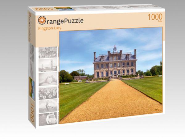 """Puzzle Motiv """"Kingston Lacy"""" - Puzzle-Schachtel zu 1000 Teile Puzzle"""