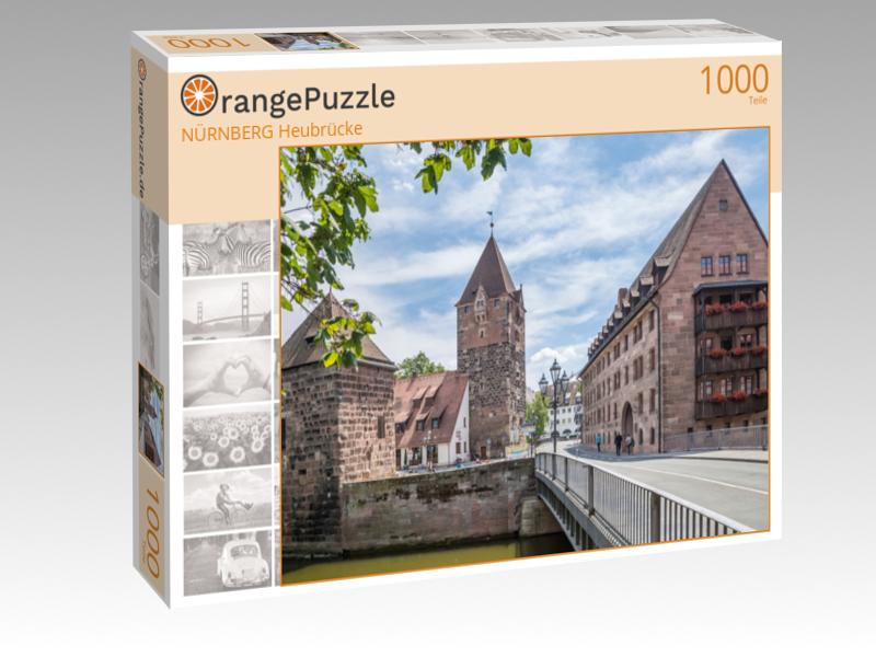 Puzzle Nürnberg