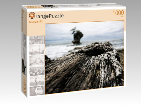 "Puzzle Motiv ""Manzanillo"" - Puzzle-Schachtel zu 1000 Teile Puzzle"