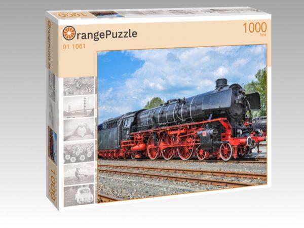 """Puzzle Motiv """"01 1061"""" - Puzzle-Schachtel zu 1000 Teile Puzzle"""
