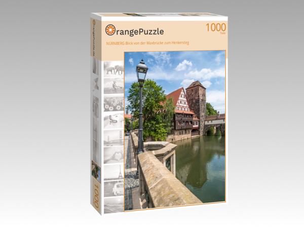 Puzzle Motiv Nürnberg