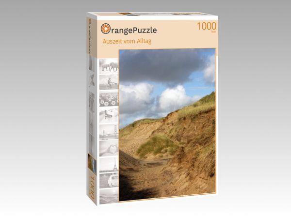 """Puzzle Motiv """"Auszeit vom Alltag"""" - Puzzle-Schachtel zu 1000 Teile Puzzle"""