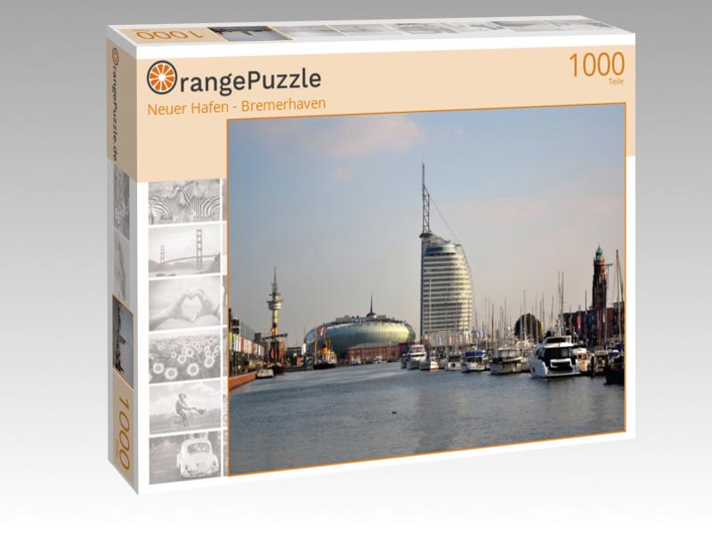 Puzzle Motiv Bremerhaven