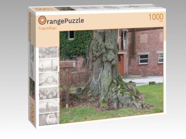 """Puzzle Motiv """"Traumfrau"""" - Puzzle-Schachtel zu 1000 Teile Puzzle"""