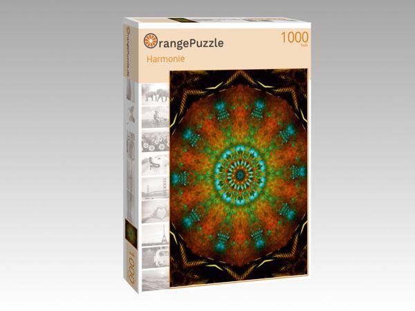 """Puzzle Motiv """"Harmonie"""" - Puzzle-Schachtel zu 1000 Teile Puzzle"""