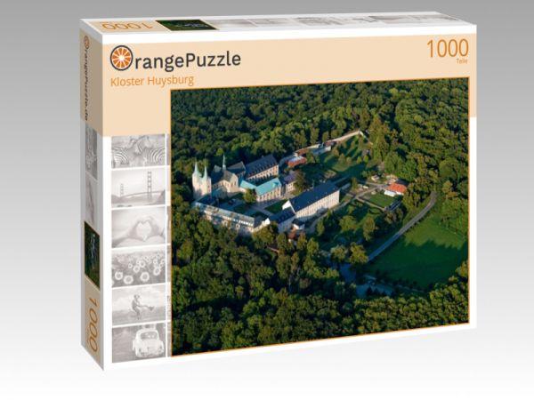 "Puzzle Motiv ""Kloster Huysburg"" - Puzzle-Schachtel zu 1000 Teile Puzzle"