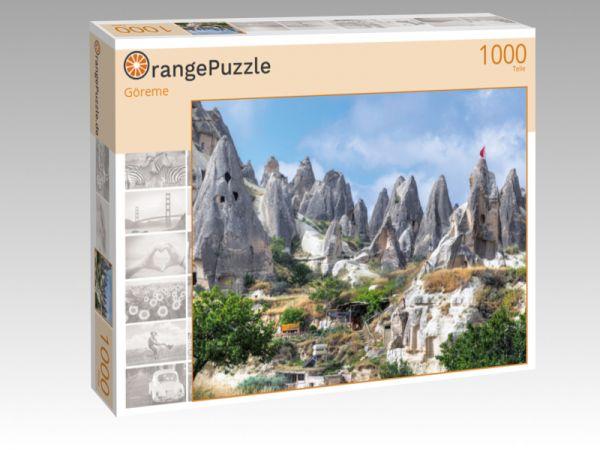 """Puzzle Motiv """"Göreme"""" - Puzzle-Schachtel zu 1000 Teile Puzzle"""
