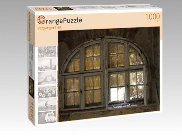 "Puzzle Motiv ""Vergangenheit"" - Puzzle-Schachtel zu 1000 Teile Puzzle"
