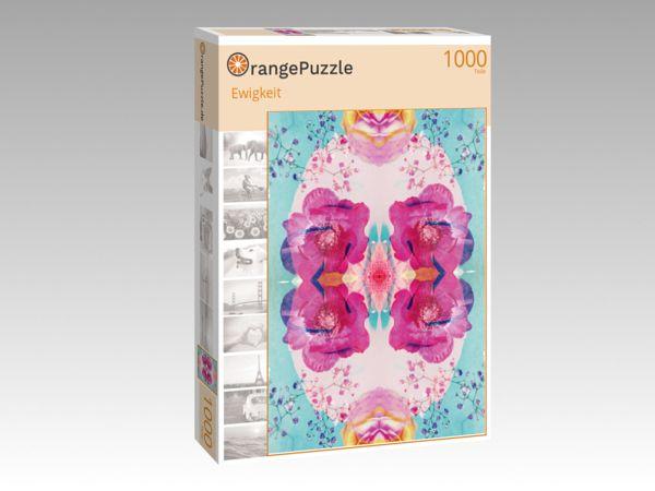 """Puzzle Motiv """"Ewigkeit"""" - Puzzle-Schachtel zu 1000 Teile Puzzle"""