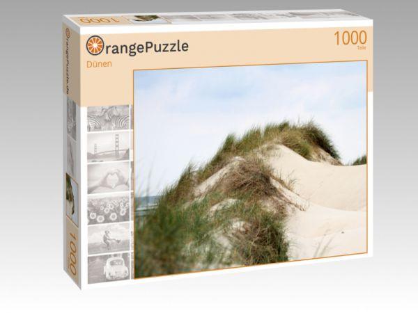 """Puzzle Motiv """"Dünen"""" - Puzzle-Schachtel zu 1000 Teile Puzzle"""