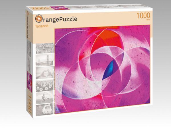 """Puzzle Motiv """"Tanzend"""" - Puzzle-Schachtel zu 1000 Teile Puzzle"""