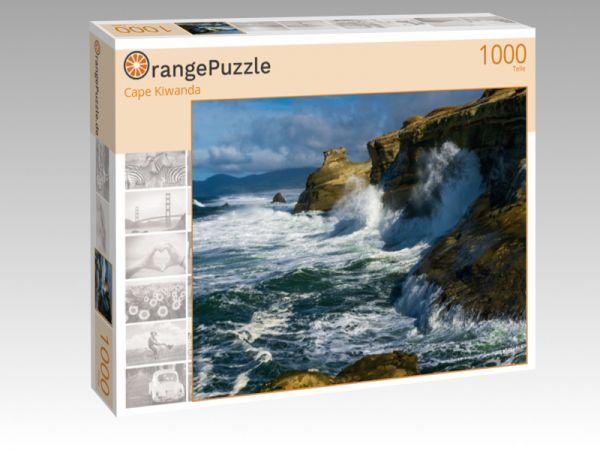 """Puzzle Motiv """"Cape Kiwanda"""" - Puzzle-Schachtel zu 1000 Teile Puzzle"""