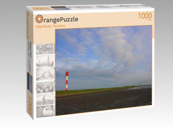 """Puzzle Motiv """"Oberfeuer Tossens"""" - Puzzle-Schachtel zu 1000 Teile Puzzle"""