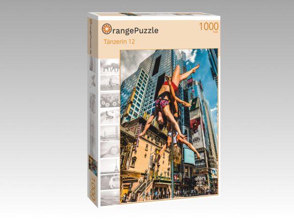 """Puzzle Motiv """"Tänzerin 12"""" - Puzzle-Schachtel zu 1000 Teile Puzzle"""