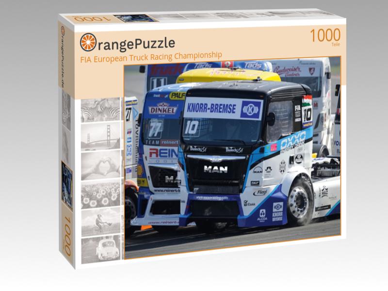 "Puzzle ""FIA European Truck Racing Championship ..."