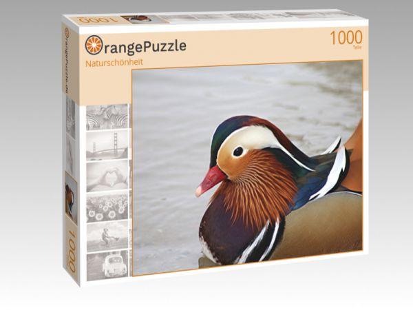 "Puzzle Motiv ""Naturschönheit"" - Puzzle-Schachtel zu 1000 Teile Puzzle"
