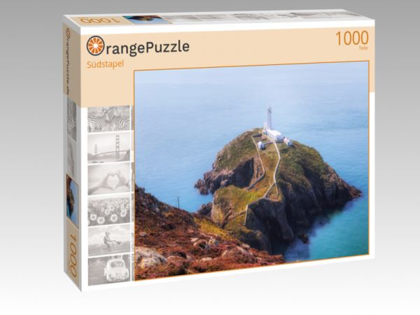 """Puzzle Motiv """"Südstapel"""" - Puzzle-Schachtel zu 1000 Teile Puzzle"""