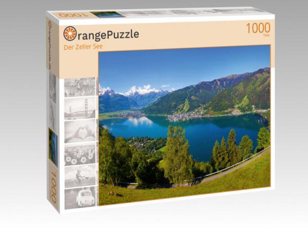 "Puzzle Motiv ""Der Zeller See"" - Puzzle-Schachtel zu 1000 Teile Puzzle"