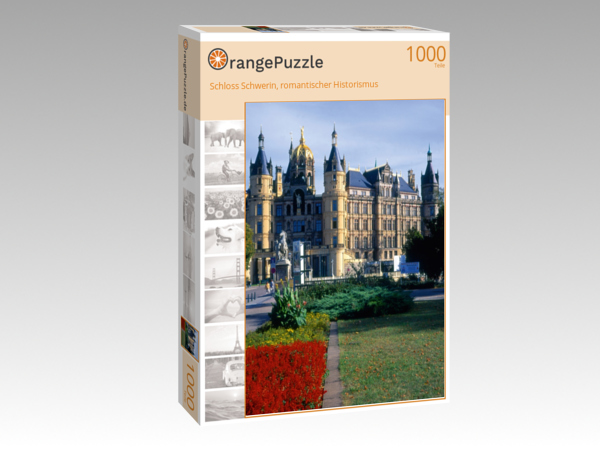 Puzzle Schloss Schwerin