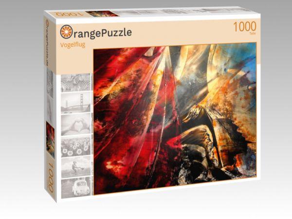 """Puzzle Motiv """"Vogelflug"""" - Puzzle-Schachtel zu 1000 Teile Puzzle"""