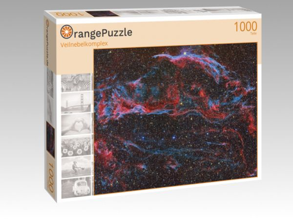 """Puzzle Motiv """"Veilnebelkomplex"""" - Puzzle-Schachtel zu 1000 Teile Puzzle"""