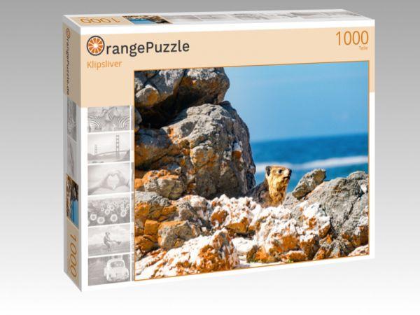 """Puzzle Motiv """"Klipsliver"""" - Puzzle-Schachtel zu 1000 Teile Puzzle"""